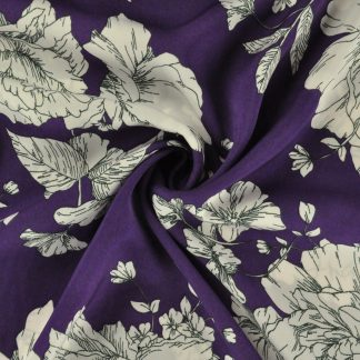 Polyester Viscose prints